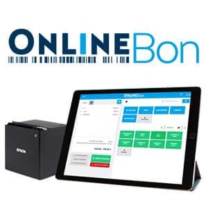 Online Registrierkasse mit Epson Drucker